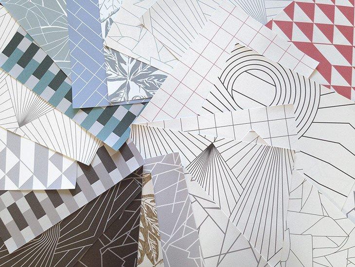 Custom Wallpaper Erica Wakerly