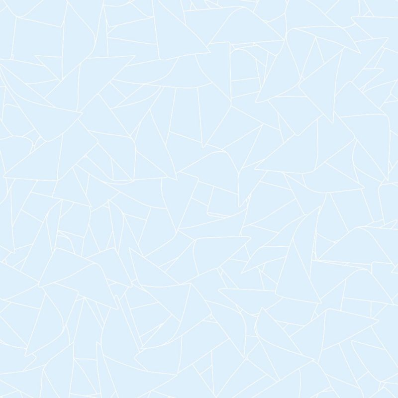 Windmill white blue wallpaper